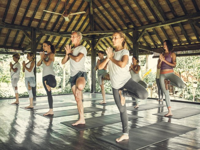 8 días retiro de yoga restaurativo y de meditación en Bali Indonesia