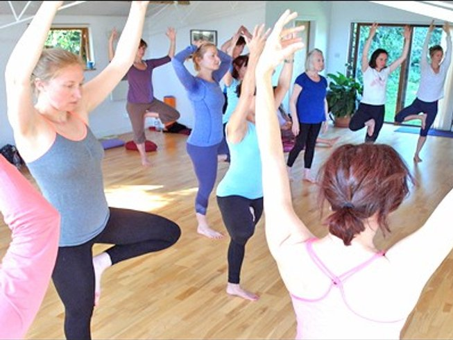 3 Tage Wochenend Scaravelli Yoga Retreat in England, UK