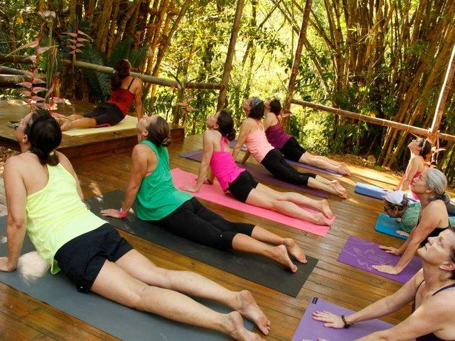 21-Daagse Detox Yoga Retraite in Costa Rica