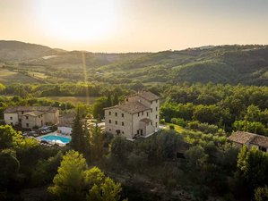 8-Daagse Yoga Vakantie op een Prachtig Landgoed in Umbrië, Italië