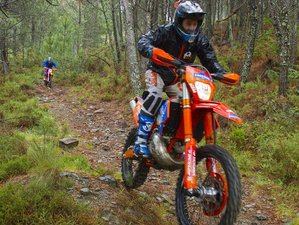 3 Days Guided Enduro Motorcycle Lousa Tour in Portugal