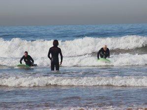 8 Days Guided Surf Camp in Tamraght, Agadir-Ida Ou Tanane, Morocco