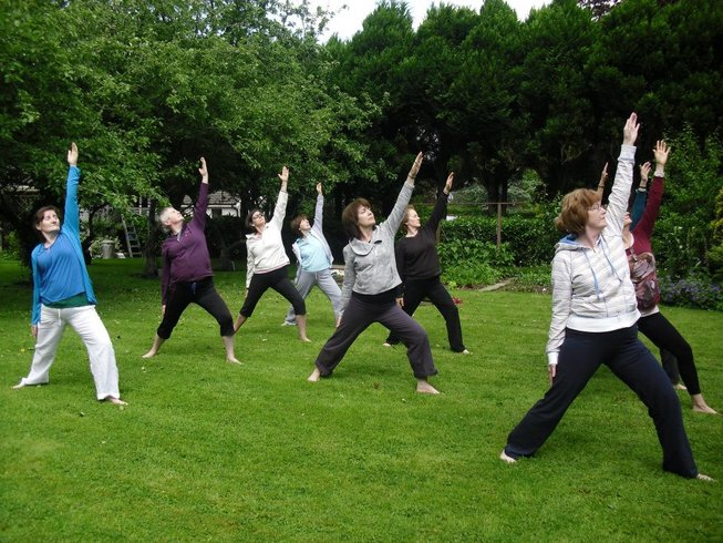 7 Days Classical & Restorative Yoga Retreat in Ireland