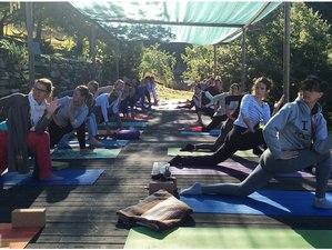 8 Day Yoga Therapy Revival Residential Course in Casentino National Park, Tuscany