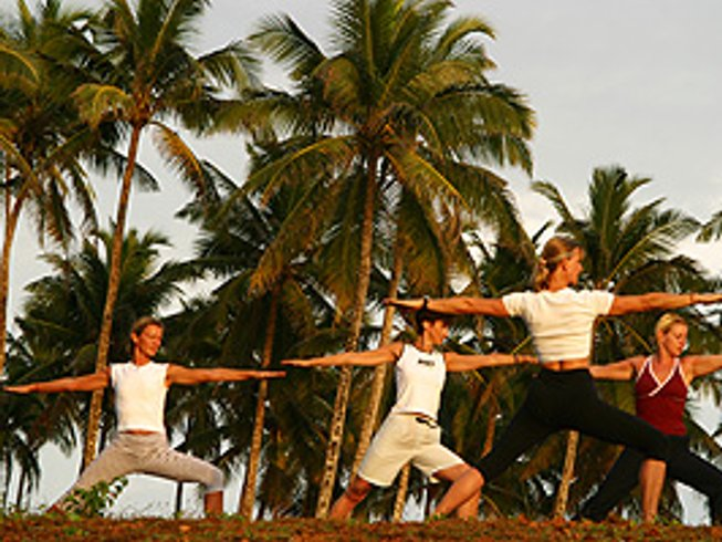 15 Days Yoga and Ayurveda Retreat in Sri Lanka
