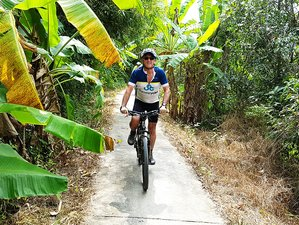 16 Days Cycling Tour from Siem Reap to Saigon in Cambodia and Vietnam