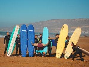11 Day Amazing Guided Surf Camp Tamraght, Souss-Massa