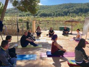 6 días de programa anti-estrés con yoga, meditación y bienestar en Cholula, México
