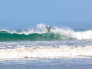 8 Day Surf Lessons in Playa Venao, Los Santos, Panama