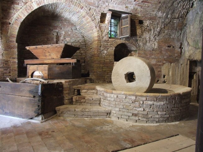 7 Days Italian Cooking Vacations at an Ancient Water Mill