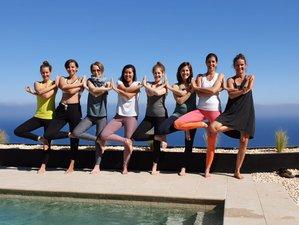 7 Days Moving Into Stillness, a Vinyasa, Yin Yoga, and Music Retreat in Ibiza, Spain