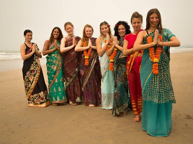 24 Days 200 Hours Yoga Teacher Training in Goa, India