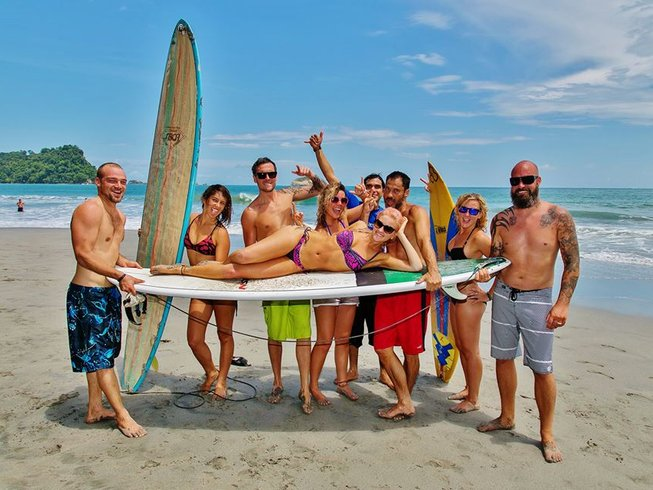 5 Days Wellness, Yoga, & Surf Retreat in Costa Rica