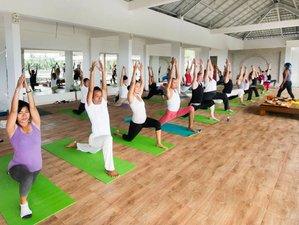 5 jours en stage de yoga pour se ressourcer à Bali, Indonésie