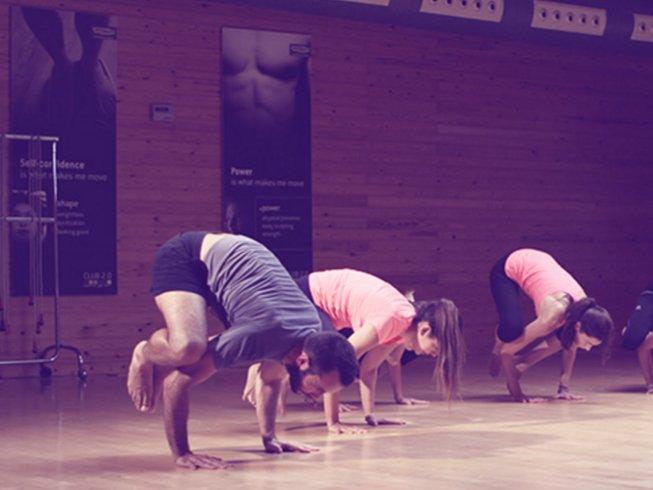 10-Daagse 100-urige Yoga Docentenopleiding in Madrid, Spanje