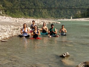 21 Days Detox and Yoga Retreat in Rishikesh, India