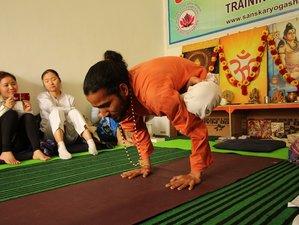 20 Day 200-Hour Kundalini Awakening Yoga Teacher Training Course in Rishikesh, Uttarakhand