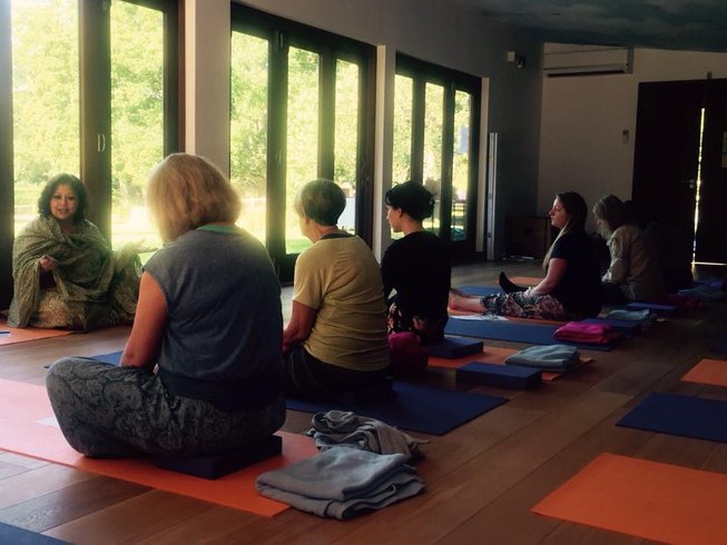 7 Days Ayurveda Yoga Retreat Somerset, UK