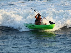 5 Days Panama Surf Camp with Kayaking