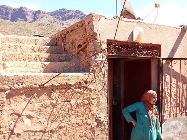 12 Tage 50-Stunden Thai Massage und Yoga Urlaub in Marokko