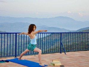 8 jours en stage de yoga en août en Andalousie, Espagne