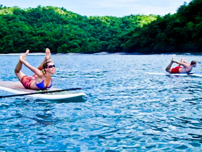 5 Days SUP and Yoga Retreat Costa Rica