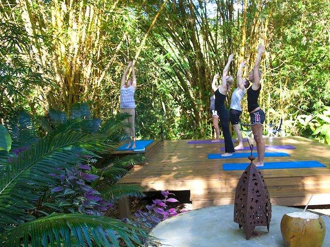 8 Days Meditation and Kundalini Yoga Private Retreat in Costa Rica