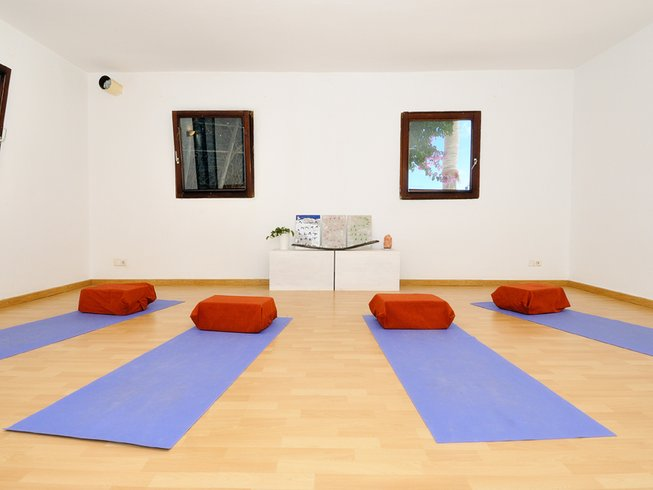 7 Days Fertility Detox and Yoga Retreat in Spain