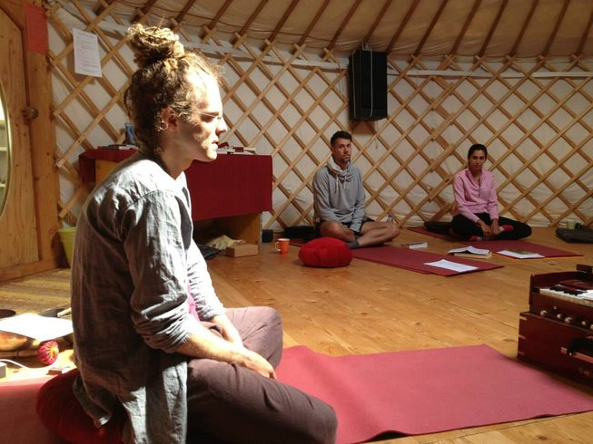 3 Days Stress, Burnout & Yoga  Retreat Switzerland