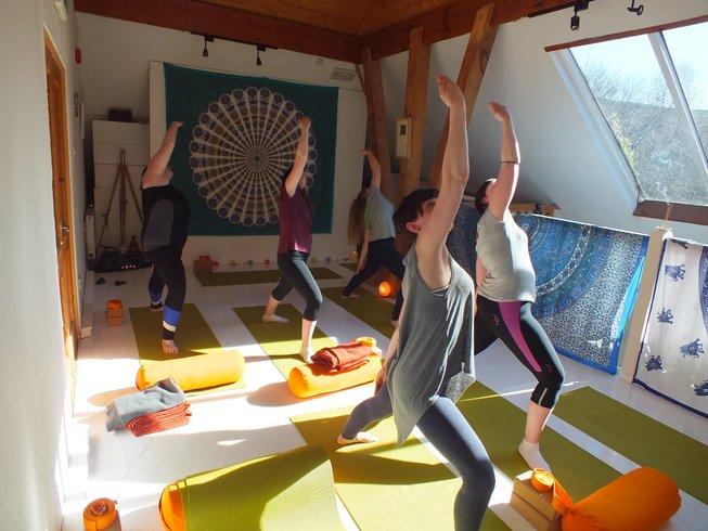 3 Tag Sanfter und Restaurativer Yoga Retreat in Kerry, Irland
