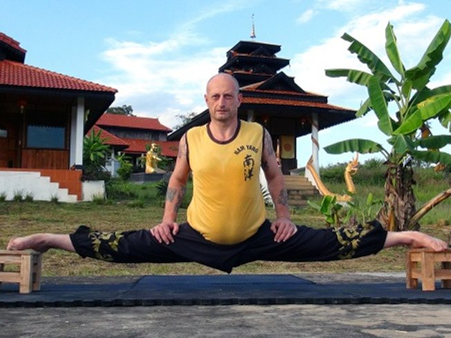 15 Days Shaolin Warrior Kung Fu Retreat in Pai, Thailand