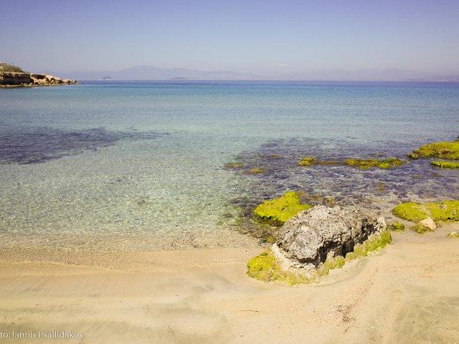 8 jours en stage de yoga, détente et créativité sur l'île d'Égine, Grèce