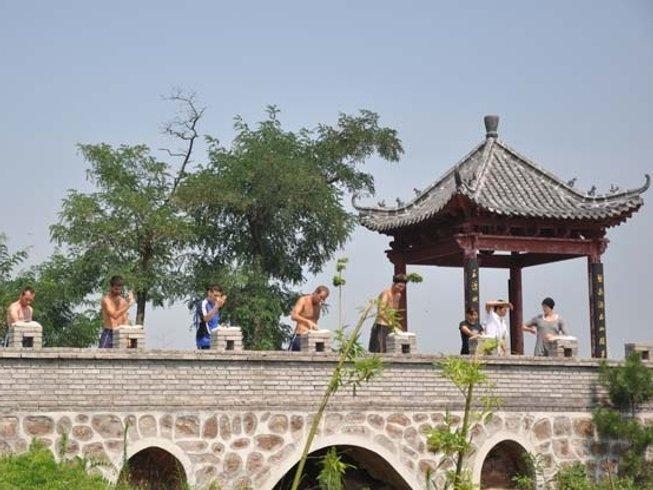3 Years Authentic Shaolin&Wing chun Kungfu Training at Maling Academy,Xinyi, Jiangsu China