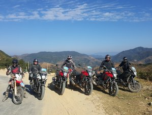 15 Days Cross Country Motorcycle Tour in Myanmar