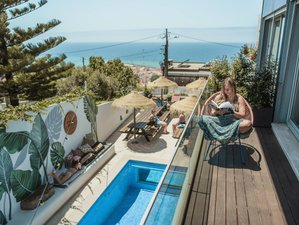 4 Day Relaxing Surf & Yoga Holiday in Ericeira, on the Western Coast of Portugal