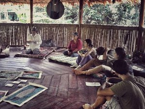"12 Days ""The Nature of Yoga"" Meditation, Ayahuasca & Yoga Retreat in Lamas, Peru"