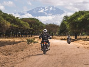 10 Day Zebra Ride Safari and Motorcycle Tour in Tanzania