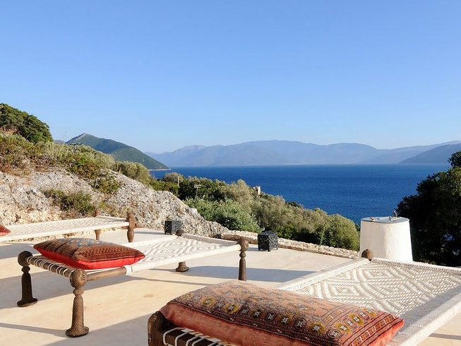 8 Days Vibrant Summer Yoga Retreat in Greece