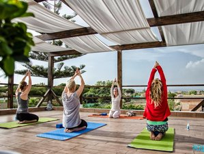 8 Days Surf, Meditation, and Yoga Holiday in Italy