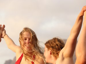 7 Days Surf, Yoga & Aerial Yoga Holiday in Canary Islands, Spain