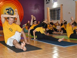 58 Days 500-Hour Hatha Yoga Teacher Training in India