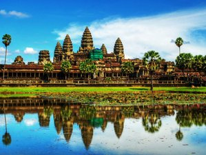 14 Days The Best of Cultural and Culinary Vacation in Cambodia and Vietnam
