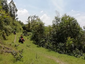 2 Days Guided Adventure Gorillas Motorcycle Tour in Rwanda
