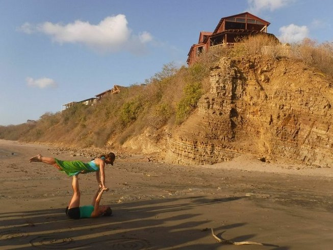 8 Days Soulfull Yoga Retreat in Nayarit, Mexico