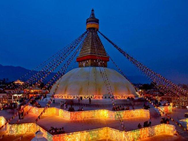 14 Days Spiritual Yoga Retreat Nepal