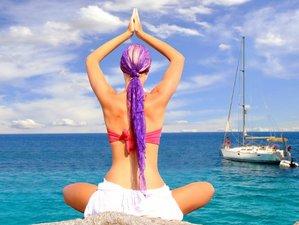 8 Tage Privates Segel, Strand und Yoga Abenteuer auf Kreta, Griechenland