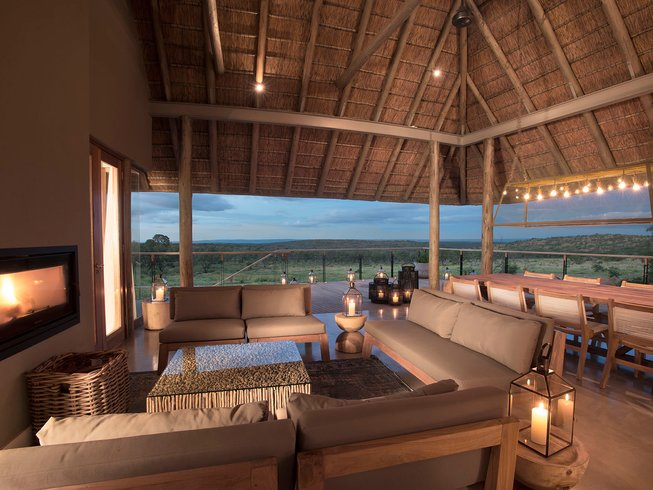 6 Days Yoga & Detox Safari Retreat at Mhondoro Game Lodge South Africa