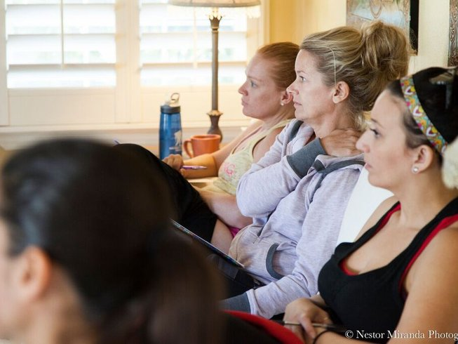 4 Days Women Wine and Yoga Retreat USA