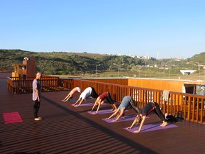 7 Days Surf and Holistic Traditional Yoga Retreat in Ericeira, Portugal