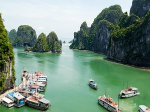 14 Days Sightseeing Tour and Culinary Vacation in Vietnam